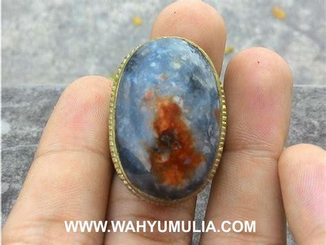 Batu Akik Salib Unik batu cincin akik gambar galaksi luar angkasa langka kode