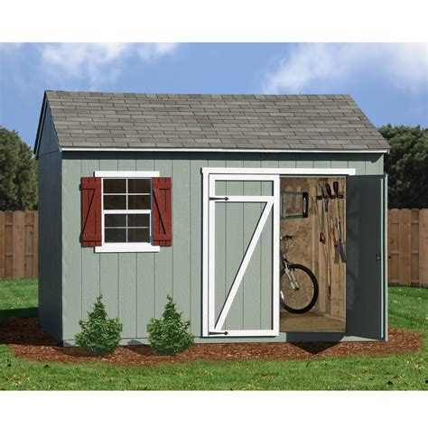Hartland Sheds gentry 12ft x 10ft heartland industries
