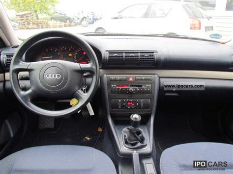 small engine maintenance and repair 1999 audi a4 electronic throttle control 1999 audi a4 avant 1 6 klimaautomatik car photo and specs
