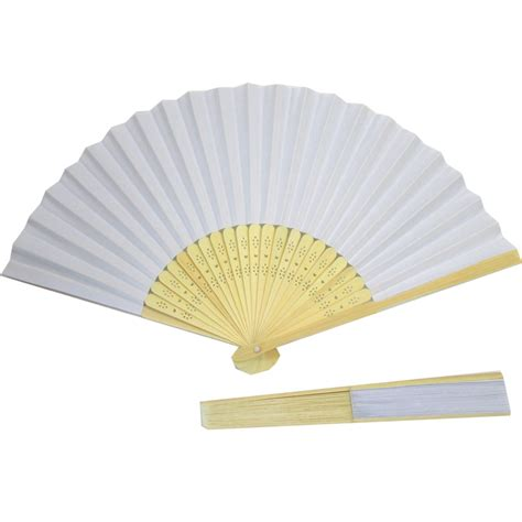 buy paper fans in bulk online buy wholesale diy hand fans from china diy hand