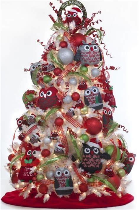 arboles de navidad decorados buscar con google les