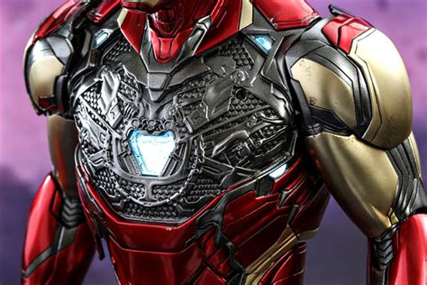iron mans endgame suit officially revealed hot toys