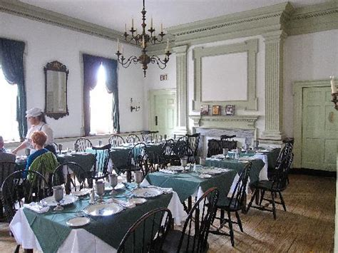 city tavern dining room 2nd floor picture of