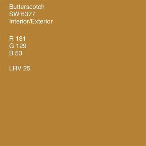 butterscotch color butterscotch sherwin williams color studio
