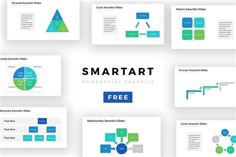 Powerpoint Smartart Templates Free Image Collections Powerpoint Template And Layout Free Smartart For Powerpoint
