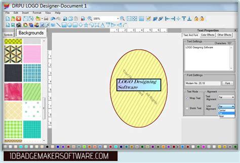 background pattern maker software screenshots of logo designer software to create business