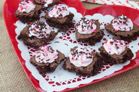 valentines day brownie s day brownies hates cooking