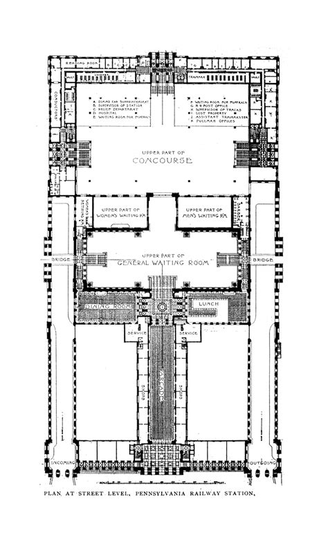 penn station floor plan 1000 images about new york city architecture on pinterest