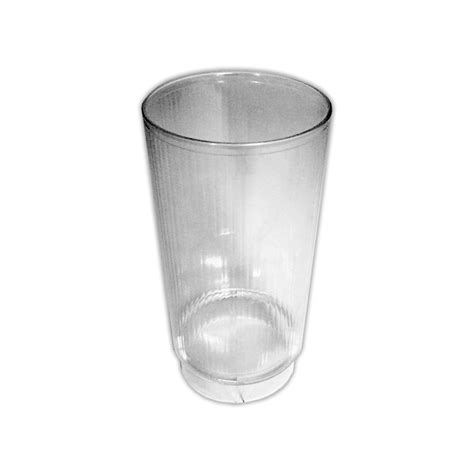 Small Plastic Vase by Strong Plastic Glass Small Vase Cased 50 Aa Catering