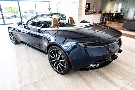 2019 Aston Martin Db11 Volante by 2019 Aston Martin Db11 Volante Stock 9nm06940 For Sale