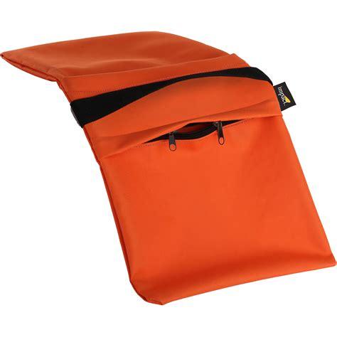 B Lb Orange impact empty saddle sandbag 27 lb orange cordura sbe o 27