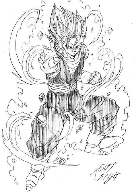 young goku coloring pages 1124 best dragon ball super images on pinterest dragon