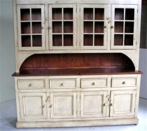 sideboards outstanding country hutches and buffets country style white kitchen hutch ecustomfinishes