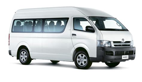 toyota van toyota hiace premium van to launch in india in h2 2015