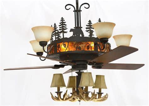 chandelier style ceiling fans cedarcrest chandelier ceiling fan rustic lighting and fans