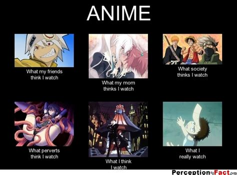 Anime Meme Website - anime what people think i do what i really do