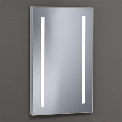 miroir salle de bain lumineux 3147 miroir lumineux led salle de bain 40x80 cm cadier