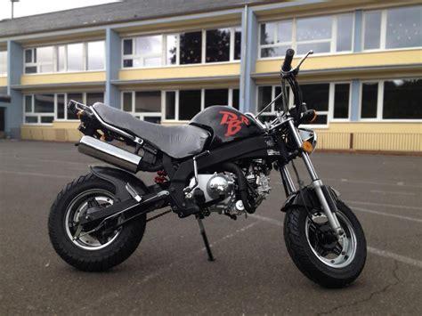 50ccm Motorrad 2 Personen by Skyteam Pbr 50 50ccm Mokick Mit 2 Personen Zulassung