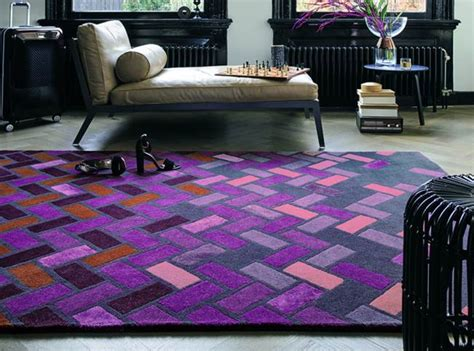 patterned rugs modern rugs modern shaggy patterned