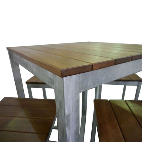 Outdoor Pub Table And Stools by Carita Outdoor Bar Furniture Pub Table And Bar Stools Setting Apex