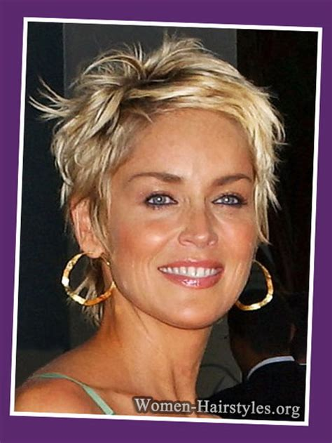 short hair over 50 for fine hair square face pictures short hairstyles for women over 50