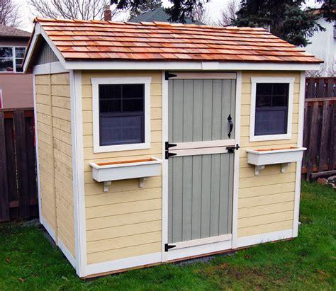 9x6 Garden Shed cabana garden shed 9x6 contemporary sheds vancouver