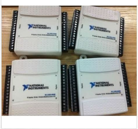 Ni Usb 6008 national instruments ni usb 6008 low cost multifunction