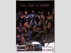 Mortal Kombat Gold (Dreamcast) - TFG Review X 2 Review
