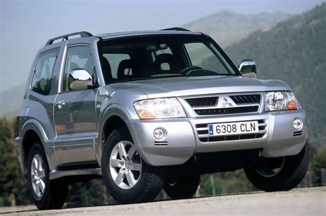 mitsubishi pajero mitsubishi pajero court fiche technique 3 2 did 2015