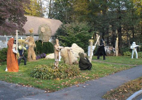 star wars homemade lawn 26 september 2014 the lone in a crowd