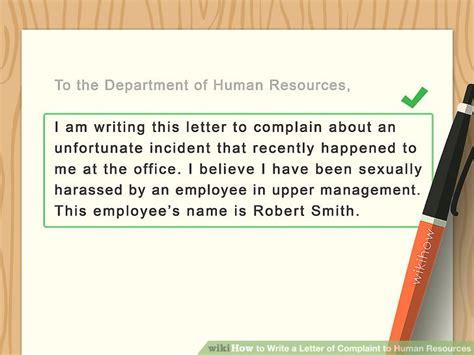 Complaint Letter To Service Center 100 12 Environment Complaint Letter Templates Cover