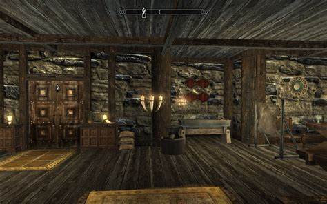windhelm house windhelm hjerim armory and storage upgrade at skyrim nexus mods and community