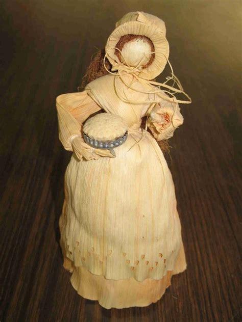 brigid corn husk doll learn the historic craft of corn husk dolls a sense of