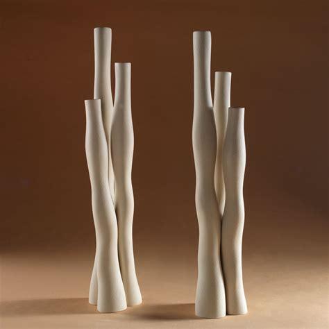 vaso da terra vaso steli vm576 lineasette oggettistica di design