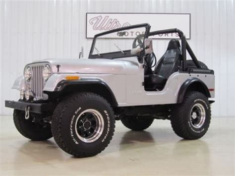 1974 Jeep Cj7 Sell Used 1974 Jeep Cj5 304 Completely Restored In