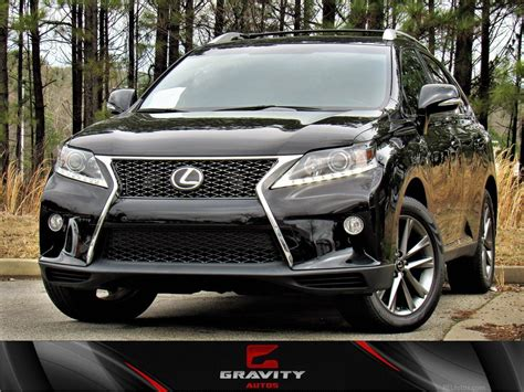 lexus 2014 sport 2014 lexus rx 350 f sport stock 252298 for sale near
