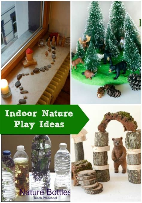 kindergarten activities nature 20 nature inspired holiday projects play ideas
