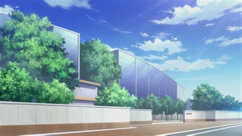 Japanese Studio Apartment Building Background Anime Www Pixshark Com