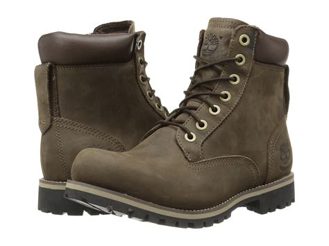 Rugged Timberland Boots by Timberland Earthkeepers 174 Rugged 6 Quot Boot Zappos Free