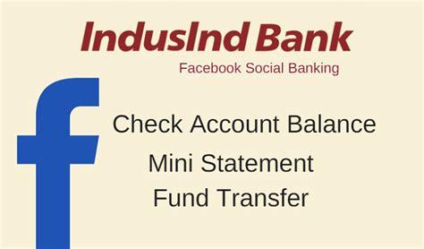hotlist uco debit card indusind bank facebook banking check account balance