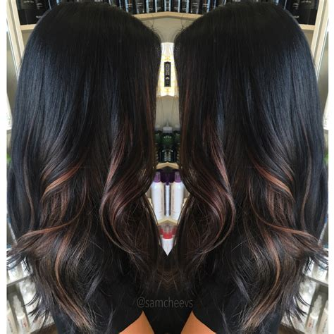 ombre for hair highlights for black hair http