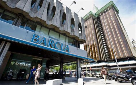 sede barclays cbre compra el edificio de barclays de la plaza de col 243 n
