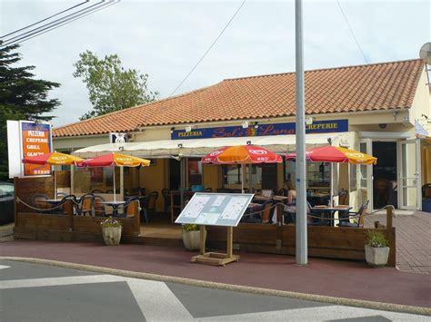 restaurant mer restaurant bretignolles sur mer sol e