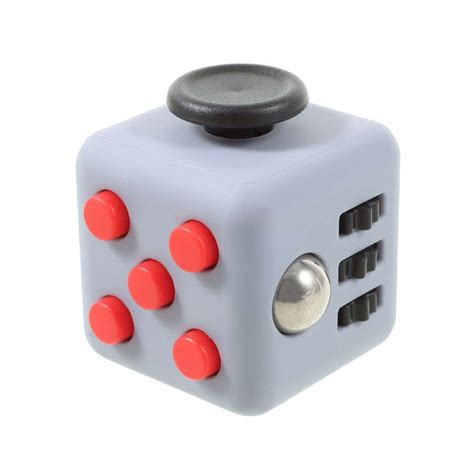 desk stress relief toys fidget cube spinner desk children anxiety adults