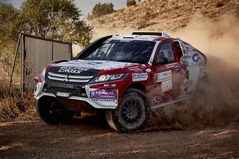 Mitsubishi Motors 2019 by Mitsubishi Motors To Compete At 2019 Dakar Rally