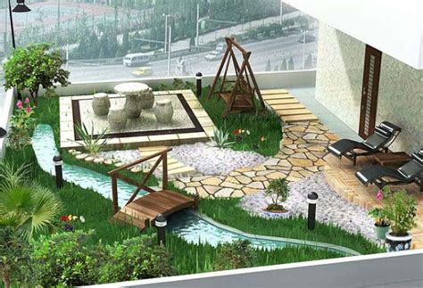 Creative Modern Home Garden Design Ideas Beautiful Homes Creative Home Designs