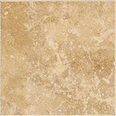 daltile tuscany 6 1 2 in x 6 1 2 in gold porcelain floor