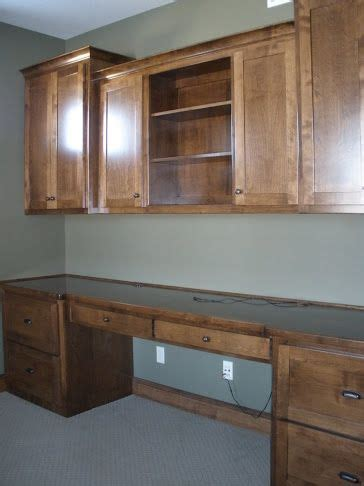 built in desk with upper cabinets ldk home office with built in desk and upper cabinets