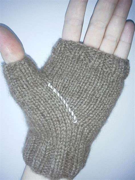 knitting thumb on mittens ravelry katesh12 s six pair fingerless mitts w indian