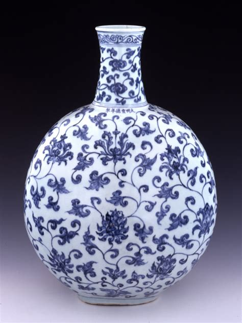 Ming Vase by China Museum